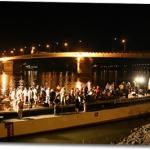 Svečani doček broda (foto Kamasi)
