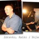 Zdravko, Ratko i Bojan Pajtić (foto Kamasi)